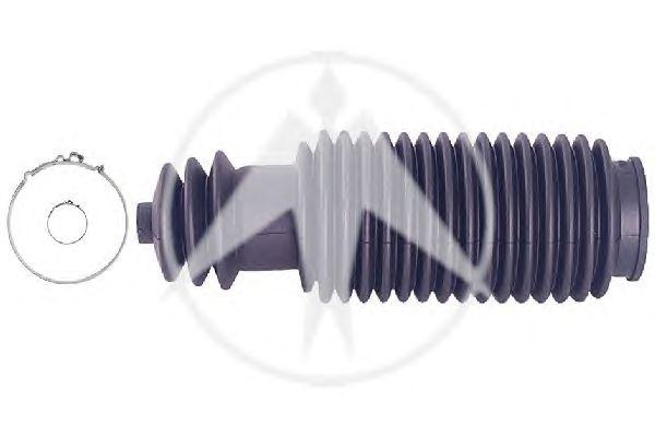 Пыльник рулевой рейки SIDEM 306.134