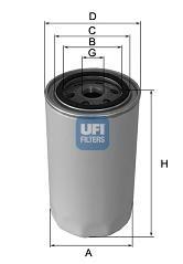 Фильтр АКПП UFI 80.059.00