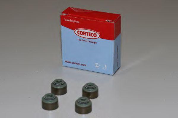 Комплект сальников клапанов CORTECO 19036093