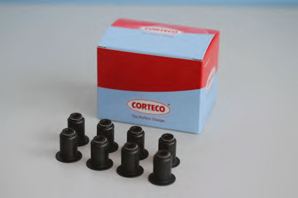 Комплект сальников клапанов CORTECO 19036011
