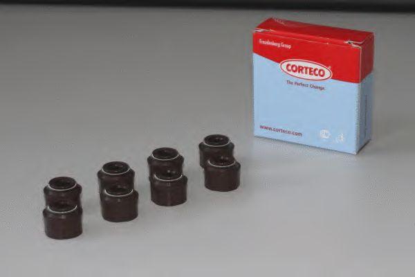 Комплект сальников клапанов CORTECO 19020626