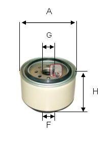 Топливный фильтр SOFIMA S 2410 NR