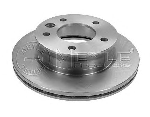 Тормозной диск MEYLE 015 521 0003
