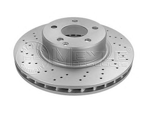Тормозной диск MEYLE 015 521 2048/PD
