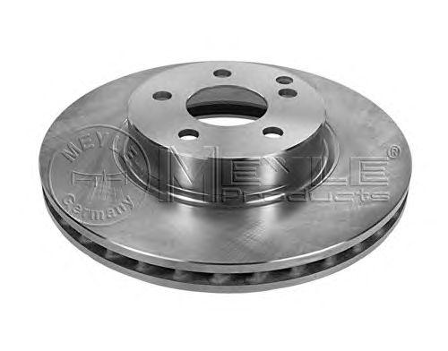 Тормозной диск MEYLE 015 521 2053
