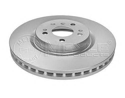 Тормозной диск MEYLE 015 521 2097/PD