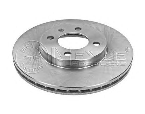 Тормозной диск MEYLE 115 521 1006