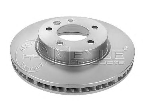 Тормозной диск MEYLE 115 521 1102/PD