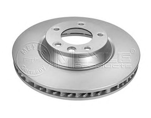 Тормозной диск MEYLE 115 521 1103/PD