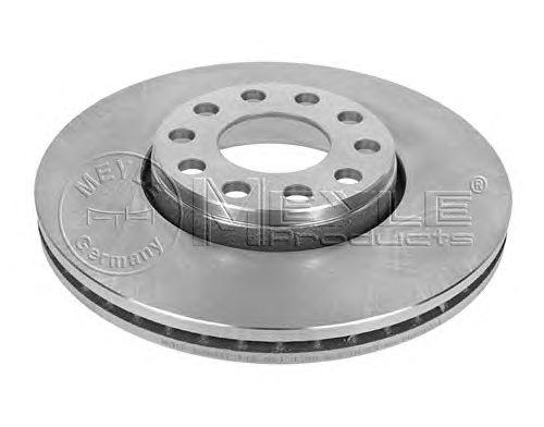 Тормозной диск MEYLE 115 521 1120