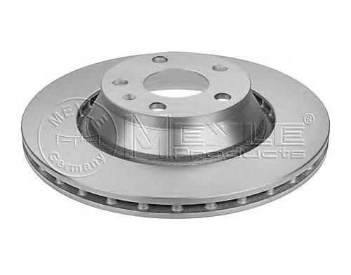 Тормозной диск MEYLE 115 523 0004/PD