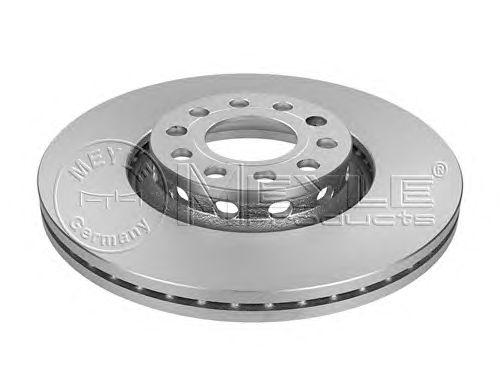 Тормозной диск MEYLE 115 523 1048/PD