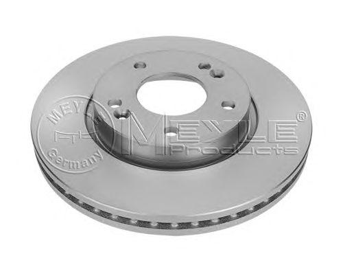 Тормозной диск MEYLE 28-15 521 0008/PD