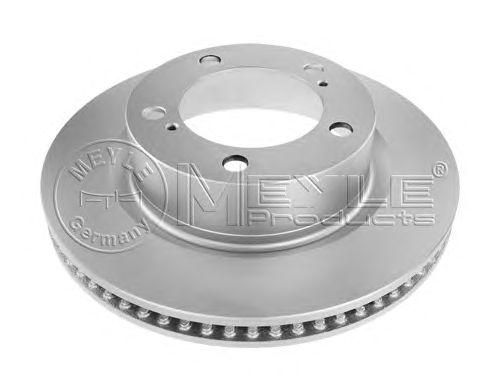 Тормозной диск MEYLE 30-15 521 0095/PD