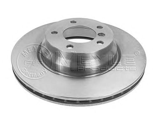 Тормозной диск MEYLE 315 521 3064