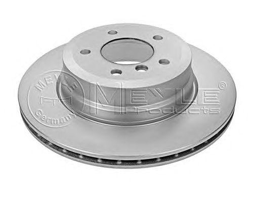 Тормозной диск MEYLE 315 523 0006/PD