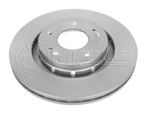 Тормозной диск MEYLE 32-15 521 0012/PD