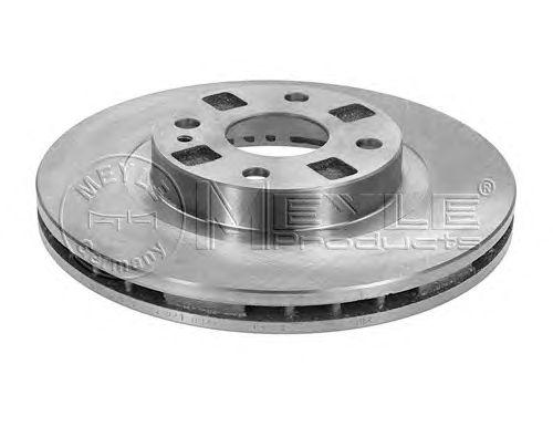 Тормозной диск MEYLE 35-15 521 0024
