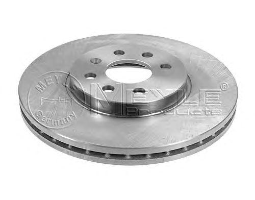 Тормозной диск MEYLE 615 521 6035