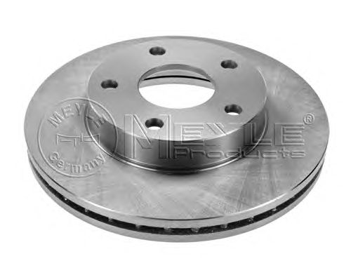 Тормозной диск MEYLE 715 521 7015