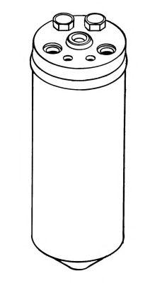 Осушитель кондиционера NRF 33123