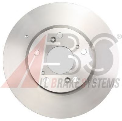 Тормозной диск A.B.S. 17659