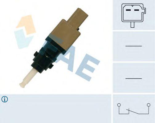 Выключатель FAE 24412 (фонарь сигнала торможения, привод сцепления)