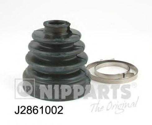 Комплект пыльника ШРУСа NIPPARTS J2861002