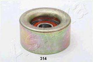 Направляющий / паразитный ролик  поликлинового ремня ASHIKA 129-03-314