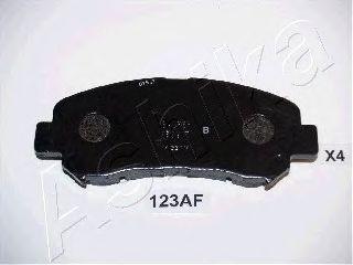 Тормозные колодки ASHIKA 50-01-123