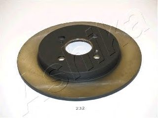 Тормозной диск ASHIKA 61-02-232