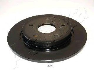 Тормозной диск ASHIKA 61-02-234