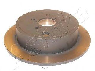 Тормозной диск ASHIKA 61-07-708