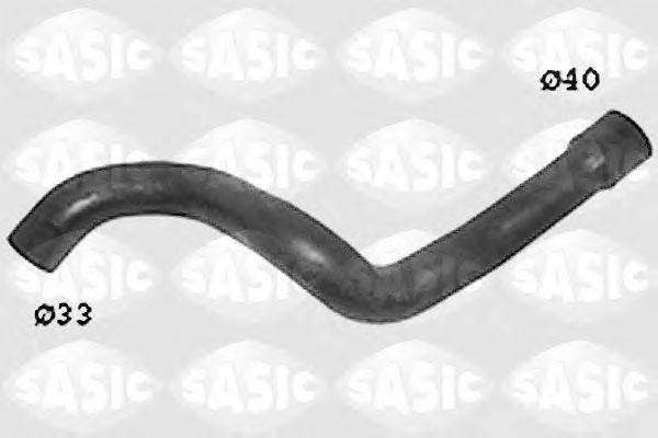 Шланг радиатора SASIC SWH6769