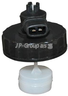 Крышка, бачок тормозной жидкости JP GROUP 1161200100