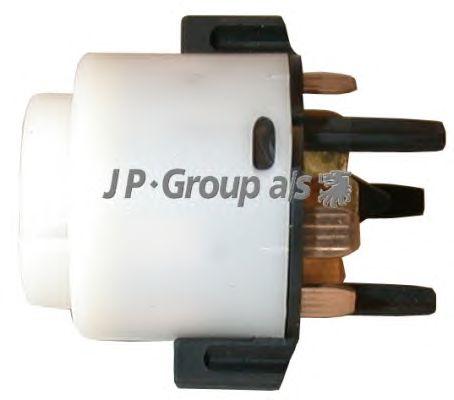 Контактная группа замка зажигания JP GROUP 1190400800