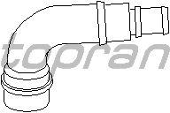 Шланг вентиляции картера TOPRAN 111 158