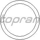 Прокладка термостата TOPRAN 100 618