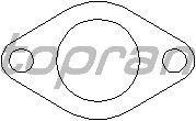 Прокладка, клапан возврата ОГ TOPRAN 110 376