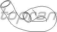 Шланг радиатора TOPRAN 207 336