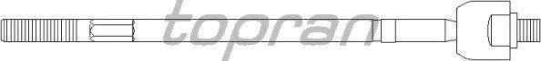 Рулевая тяга TOPRAN 720 401