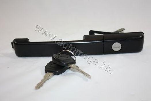 Ручка двери AUTOMEGA 308370206357B