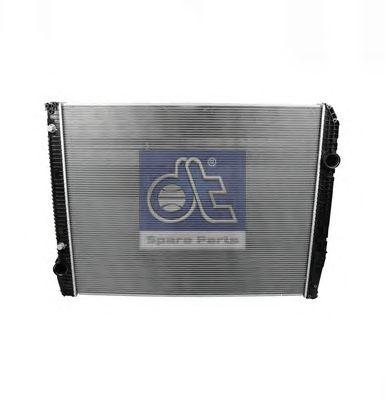 Радиатор, охлаждение двигателя DT 4.65308