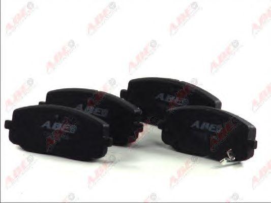 Тормозные колодки ABE C10320ABE