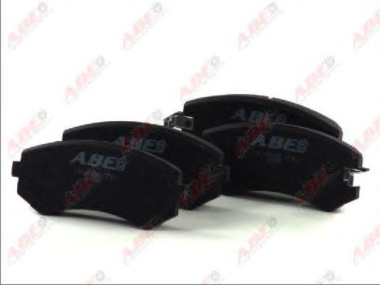 Тормозные колодки ABE C11058ABE