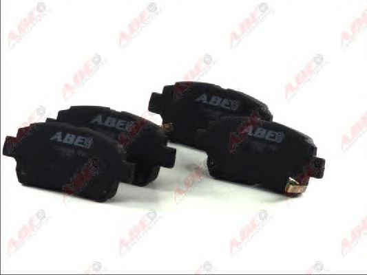 Тормозные колодки ABE C12086ABE