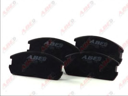 Тормозные колодки ABE C15024ABE