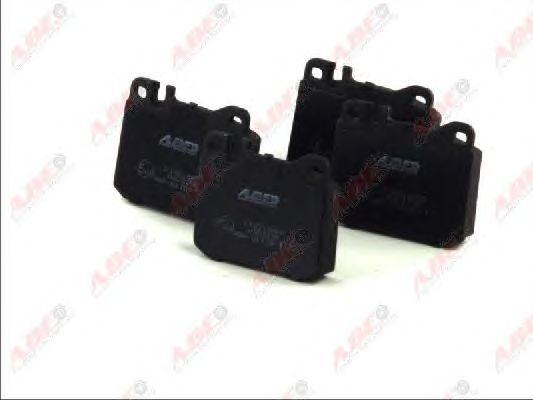 Тормозные колодки ABE C1W016ABE