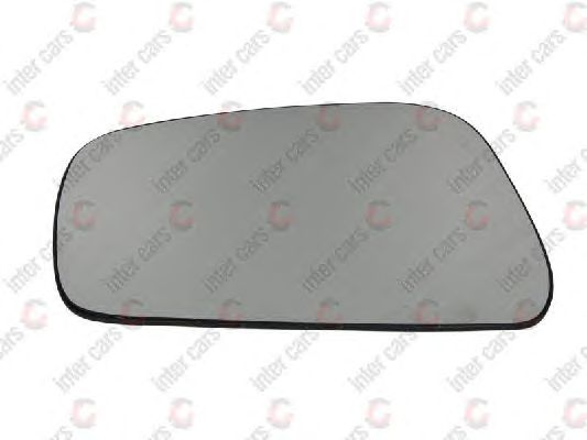 Стекло зеркала заднего вида BLIC 6102-02-1211558
