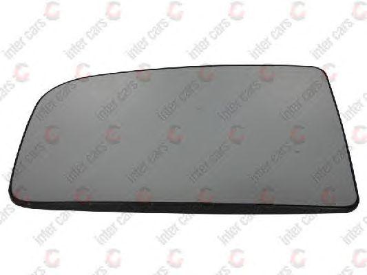 Стекло зеркала заднего вида BLIC 6102-02-1231990P